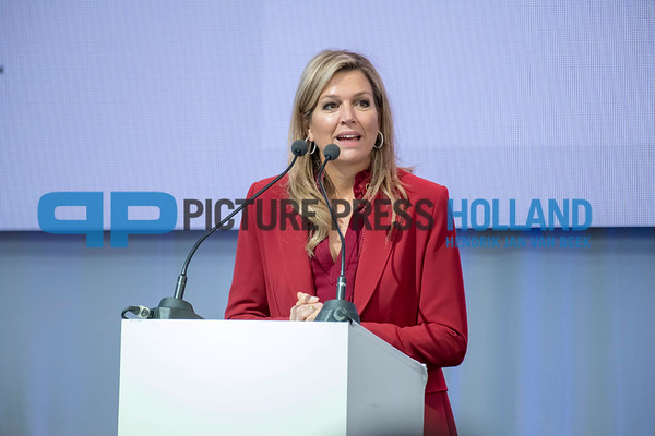15-11-2018 Queen Maxima attends Initiative for Sustainable Trade (IDH)