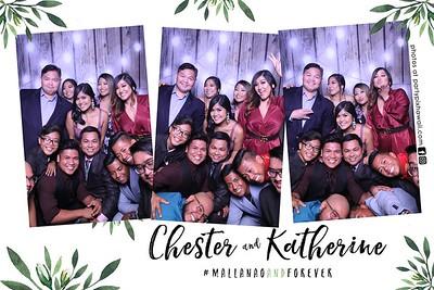Chester & Katherine's Wedding (Magic Mirror Photo Booth)