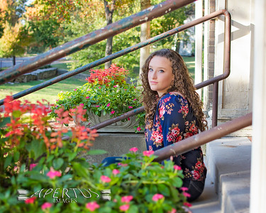Senior Session Samples