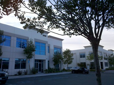 2,295 square feet (Office & Warehouse space) $1.08 > 26150 Enterprise Way