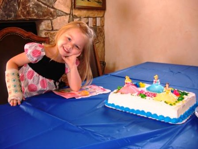 Jaycee's 4th Birthday