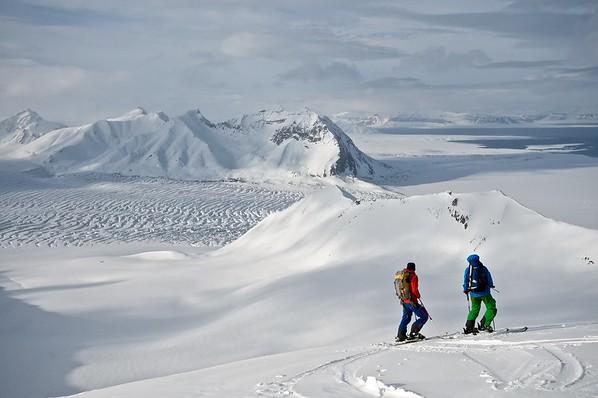Ski Svalbard