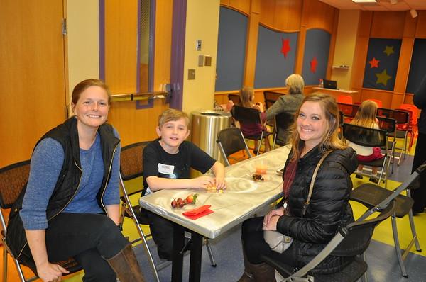 Riverchase Elementary Reception - February 2019