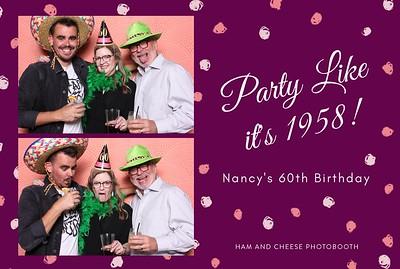 Nancy's 60th Birthday