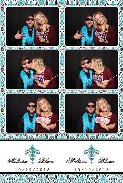 Melissa & Blane's Wedding (10/19/18)
