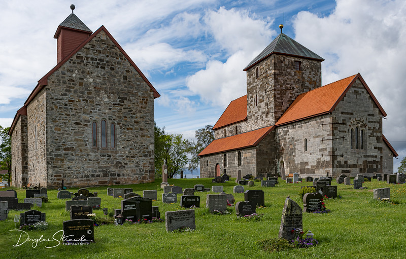 Sister Churches, St Mary & St Nicholas