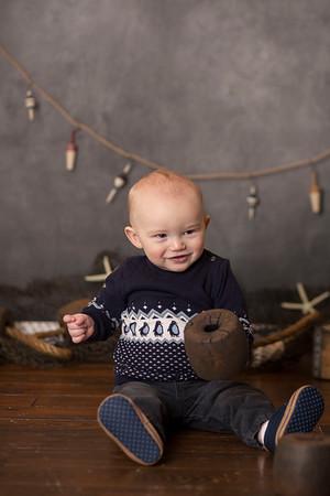 Xander 9 months