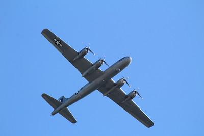 Commemorative Air Force AirPower Tour - Lunken Airport - Cincinnati - 15 July '17