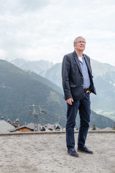 Eric Balet CEO of Televerbier
