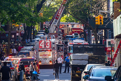 Manhattan 3rd Alarm Box 1269 241 W 101 St 5/7/20