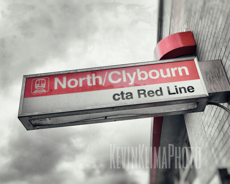 North/Clyborn - CTA Red Line