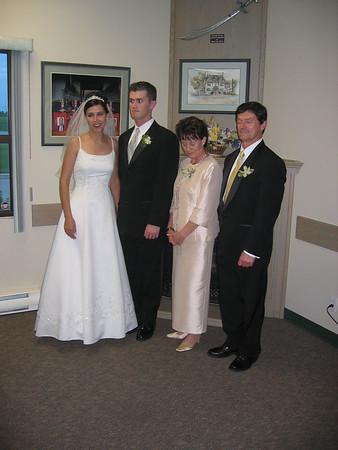 Adam & Allisons Wedding - 16 Jul 05
