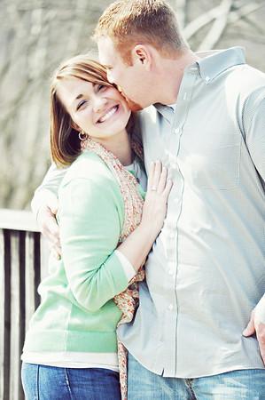 Brian & Lindsey {Engagement}
