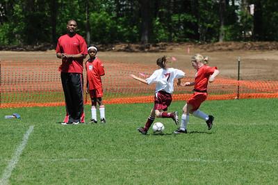South Windsor Girls Soccer 2008-05-17
