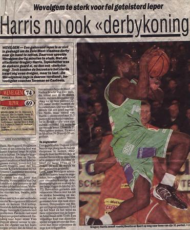 2000-2001 Basketball Season
