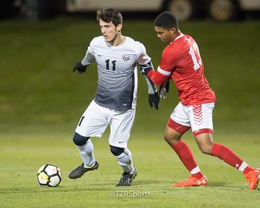 OU Men's Soccer vs. Bradley 10/23/2018