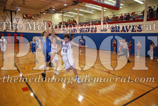 8th Grade vs. Macomb 11-20-06