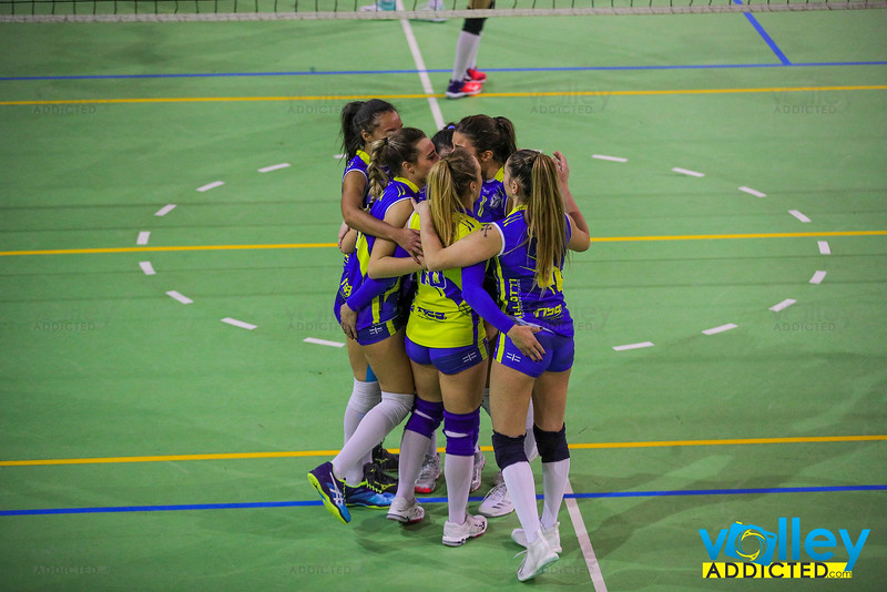 Serie D Femminile 2019/20 Lombardia - 9^ Giornata Virtus Cermenate 3 - Pallavolo Turate 2 Cermenate (CO) - 14 dicembre 2019