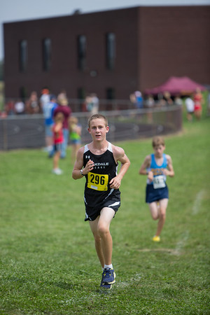2012 Clear Spring XC Race