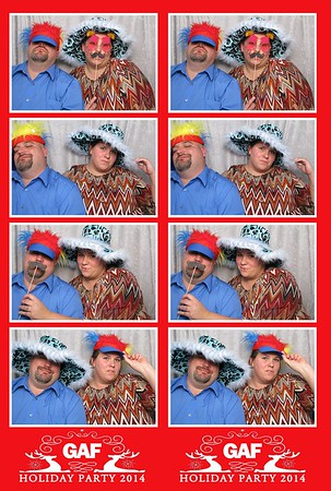 GAF Materials Corp - 2014 Holiday Party