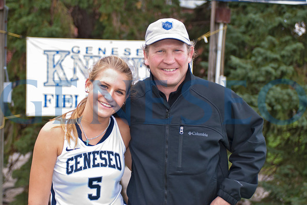 Katie and Larry Gaus - Field Hockey RAA