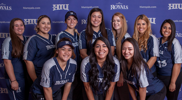 2017 HIU Softball