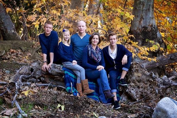 Devantier Family - November 2012