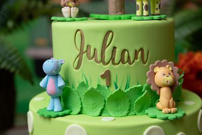FL0964 Julian Zygadlo 1st Birthday