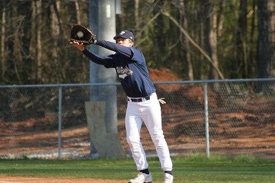 Landmark JV Baseball vs ELCA 3-27-06