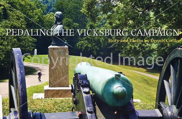 Pedaling the Vicksburg Campaign