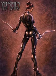 The Magi Saga Artwork