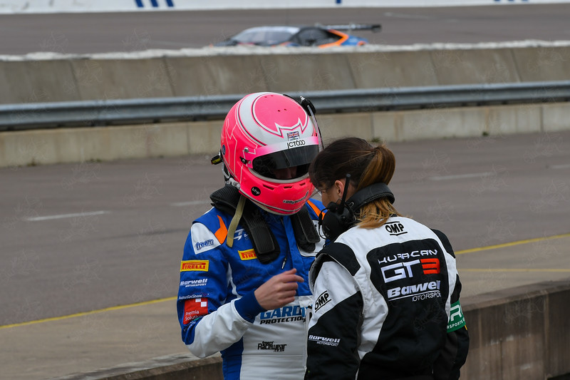 British GT Rockingham 2 Hour 2017
