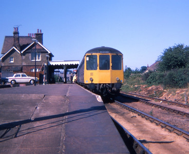 Routes - East Anglian Branch Lines