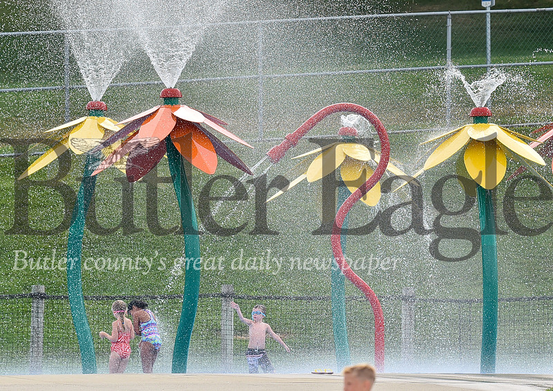 39447 Cranberry Twp Waterpark in North Boundary Park