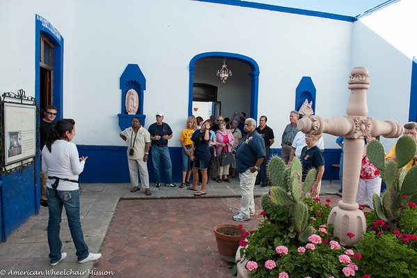 Friday Dinner and Tour of Tequila Factory