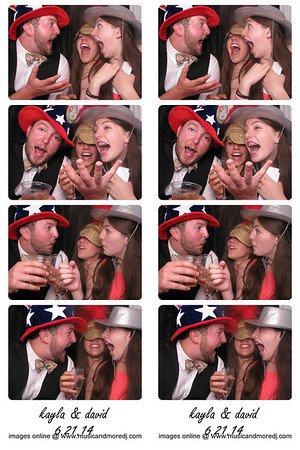 Kayla & David Wedding