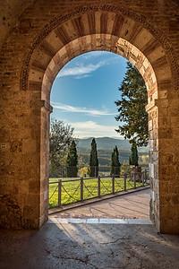 San Galgano, Italy