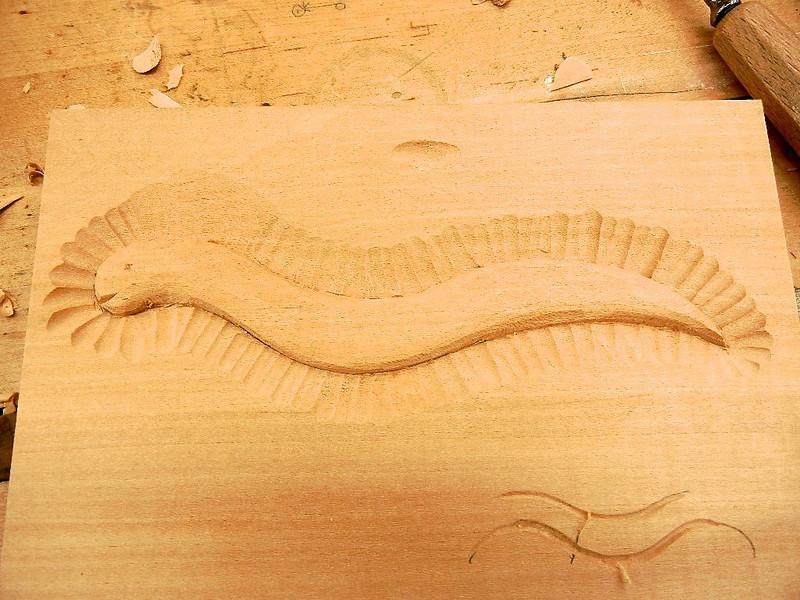 Fundamentals of Carving with May [May '13]