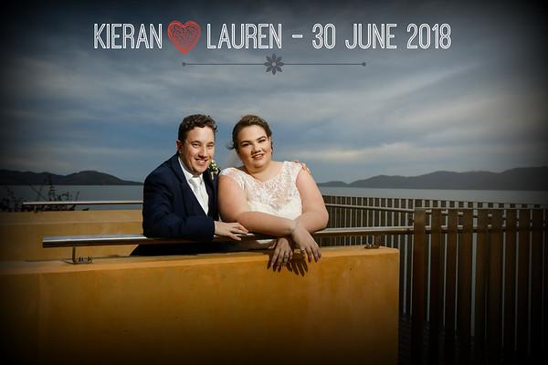 Kieran & Lauren