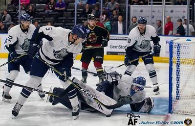 Atlanta Gladiators Vs Jacksonville Icemen 02/27/2019
