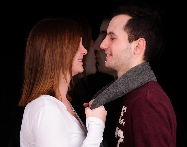 Aiken/Love engagement