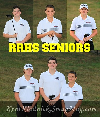 2016 RRHS Golf Boys