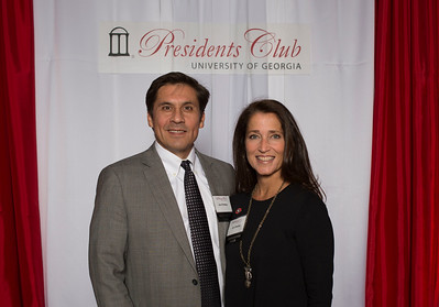 Presidents Club Reception (Unknown Year)