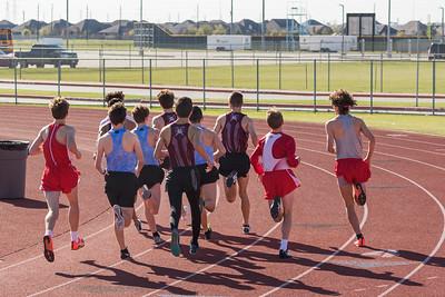 2021.03.19 Boys Magnolia Track at Paetow HS