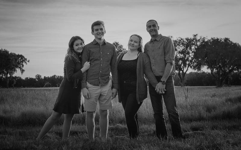Yasbeck family B&W.jpg