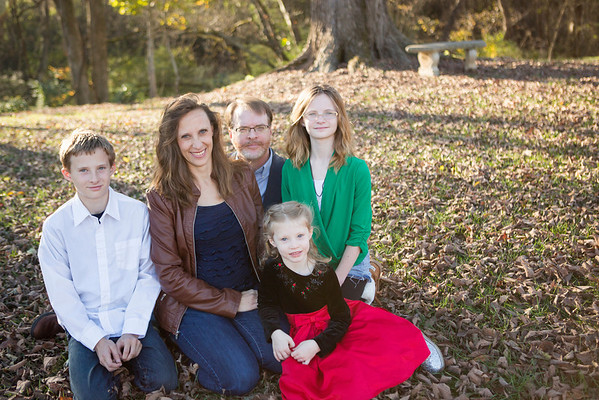 The Taylor Family: Fall Mini Session