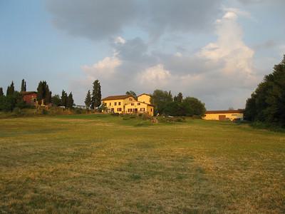 Loro Ciuffenna raduno cugine 052011