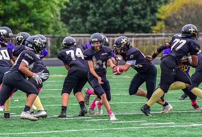 Youth Football: AYFL_A8_Vikings vs AYFL_A8_Saints 10.06.2018 (by Al Shipman)