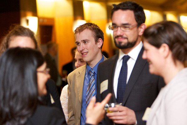 Pacific Rim Law & Policy Dinner 2012