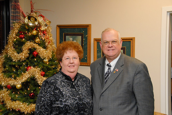 City of Dover Holiday Party